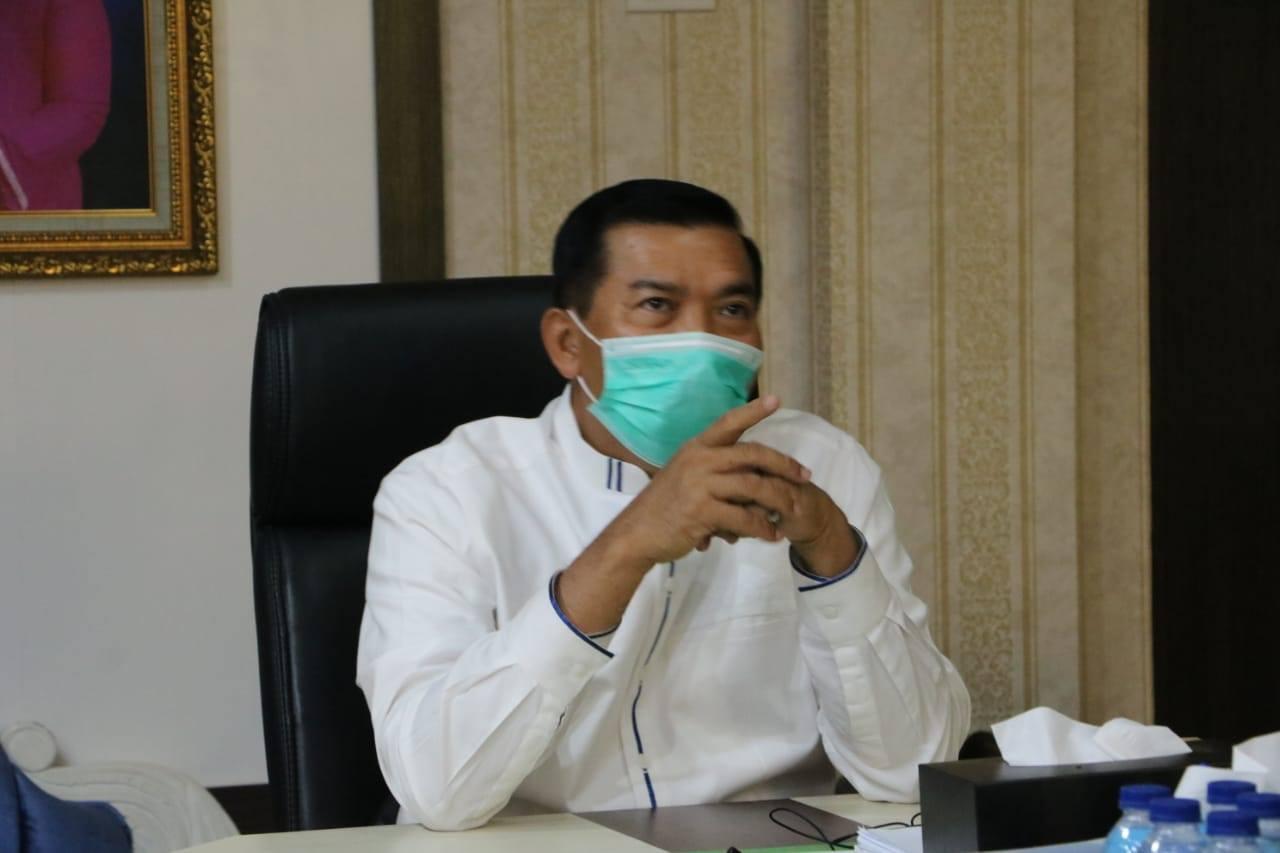 Walikota Pekanbaru, Dr H. Firdaus ST MT